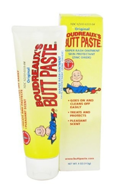 Boudreaux's Butt Paste All Natural 120ml - Buy Packs and SAVE (Pack of 4)