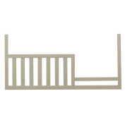 Suite Bebe Julia Toddler Guard Rail, White Linen