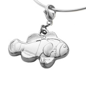 MB Michele Benjamin LLC Jewellery Design Women's Sterling Silver Clownfish Collectable Charm