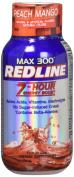 VPX Redline Power Rush 7-Hour Energy Max 3001 Shot Supplement, Peach Mango, 70ml