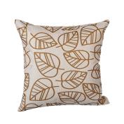 "Monkeysell Multi-colour Geometric Pattern Vintage Cotton Linen Square Throw Pillow Case Decorative Cushion Cover Pillowcase Cushion Case for Sofa,Bed,Chair -46cm X18 """