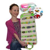 Tsum Tsum Shopkins Compatible Toy Organiser Bundle Green