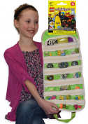 EasyView Storage Toy Organiser Bundle with Legos Minifigure Series 16