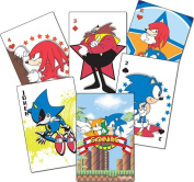 Sonic The Hedgehog Classic Sonic Playing Cards