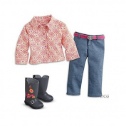 American Girl Saige - Saige's Parade Outfit for 18 Dolls - American Girl of 2013 by American Girl