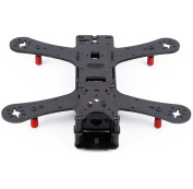 Rukiwa GEPRC GEP210 210mm 4-Axle 3K Carbon Fibre Frame Bracket Racing Quadcopter