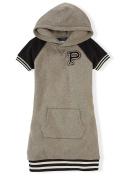 Ralph Lauren Polo Girls Hooded Fleece Dress