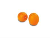 FloraCraft SimpleStyle Artificial Fruit, One Orange