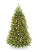 National Tree Company 2m Dunhill Fir Tree with 650 Clear Lights