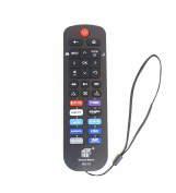 TCL ROKU Remote Replacement for ROKU TV, TCL Smart TV, Compatible for RC280, All 2014 and 2015 TCL Models, 40FS4610R