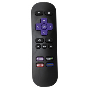 MaxLLTo New Replacement Remote for ROKU 1 / 2 / 3/ 4 LT HD XD XS with 4 Shortcut Buttons
