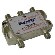 Skywalker Signature Series Splitter 5-2300MHz, 4 Way