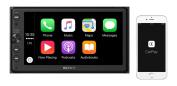 Sony XAV-AX100 16cm Media Receiver with Bluetooth
