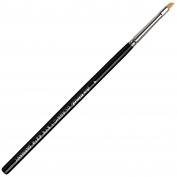 da Vinci Cosmetics Series 4374 Classic Eyeliner Brush, Angled Liner Synthetic, Size 4, 9.4 Gramme