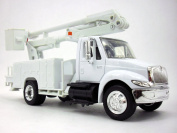 International 4200 Line Maintenance Truck 1/43 Scale Diecast Metal Model