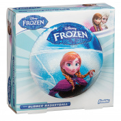 Franklin Sports Disney Frozen Mini Basketball - Elsa/Anna