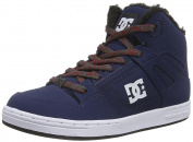 DC Shoes Boys' REBOUND WNT B SHOE NGH High-top trainers