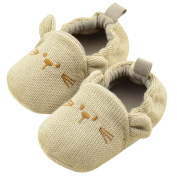Infant Baby Fashion Soft Sole Nonslip Toddler Shoes Cute Panda Pattern Footwear
