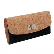 Boshiho Women Cork Handbag Wallet - Small Cross Body Wallet Christmas Gift Purse