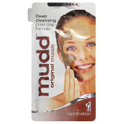 Mudd Original Mask Deep Cleansing Pure Clay Formula 10ml 1 Application
