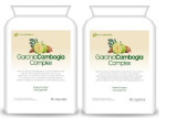 2 x Garcinia Cambogia Complex 60 CAPS BY SLIMMING SOLUTIONS