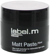 Label M Professional Hair Care Matt Paste 50ml For Hair Style With Gift Bag