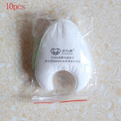 Yongse 10pcs Replacement Cotton Filters for N3800 Anti Dust Mask