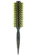 Quick Drying modelling Round Hair Brush, Natural Boar Bristles Brush 5.6cm