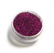 Violet Laser Eye Shadow Loose Glitter Dust Body Face Nail Art Party Shimmer Make-Up