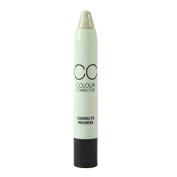 Concealer Pen - M.N Face Makeup CC Colour Corrector Blemish Concealer Cream Base Palette Pen concealer Stick Cosmetic -02# Corrects Redness