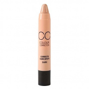 Concealer Pen - M.N Face Makeup CC Colour Corrector Blemish Concealer Cream Base Palette Pen concealer Stick Cosmetic -04# Corrects Dark Spots