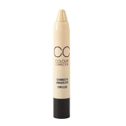Concealer Pen - M.N Face Makeup CC Colour Corrector Blemish Concealer Cream Base Palette Pen concealer Stick Cosmetic -05# Corrects Under Eye Circles