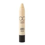 Concealer Pen - M.N Face Makeup CC Colour Corrector Blemish Concealer Cream Base Palette Pen concealer Stick Cosmetic -05# Corrects Under Eye Circles