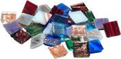 Mosaic Mercantile Mosaic Merc 2.3kg Glass Tile, Mini, Metallic