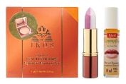 'IKOS Original Egyptische Erde Naturell 7g with Duo Lipstick - Pearl Pink and Lip Balm