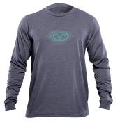 Flying Fisherman Tarpon Outlaw Long Sleeve T-Shirt