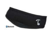 Tooks Bluetooth Wireless SPORTEC BAND (DRYFIT) Headphone Headband With Built-In Removable Headphones   Integrated Microphone, Volume, and Music/Call Control   colour