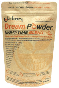 Dream Powder - PURE NIGHT-TIME SUPERFOOD ✸ ✸ (5HTP, Ashwagandha, Montmorency Cherry, Turmeric & more!!) ✸ ✸ - The worlds first pure night-time superfood! 14 outstandingly pure & amazingly tasty ingredients designed to infuse the body & mind helping you ..