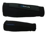 Avalon Archery Black Nylon Slip-on Stretchyguard Compression Armguard Arm Guard