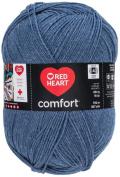RED HEART Comfort Yarn, Denim Heather