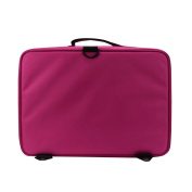 Cosmetic Bag,Clode® 1PC Cosmetic Beauty Queen Three Portable Professional Makeup Cosmetics Cases Toolbox