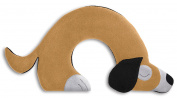 Leschi Warming pillow (for the neck and shoulders) | 36888 | Bobby the dog | Colour