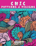 Chic Patterns & Designs - Relaxing Coloring Pages