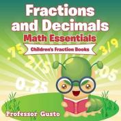 Fractions and Decimals Math Essentials