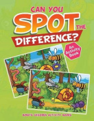 Can You Spot the Difference? an Activity Book