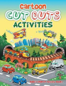 Cartoon Cut Outs Activities Activity Book