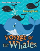Voyage of the Whales Coloring Book