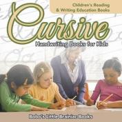 Cursive Handwriting Books for Kids