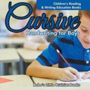 Cursive Handwriting for Boys