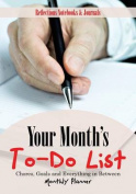 Your Month's To-Do List